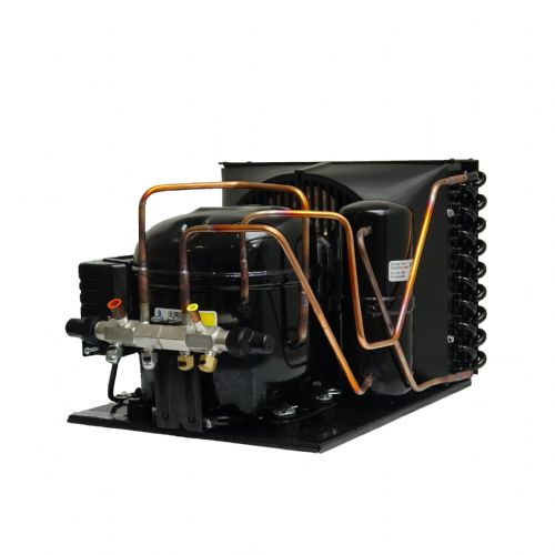 L'Unite Hermetique/Techumseh CAJ4476YHR Condensing Unit R134a High Back Pressure 240V~50Hz